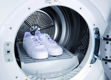 Стирка кроссовок в стиральной машине